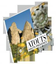 Livre Atouts Haute Provence