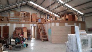 Location vente local-atelier 740 m2 Zone artisanale CHAMPARLAU à Peipin entre Manosque et Sisteron