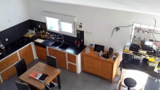 Local d'activité avec appartement, zone artisanale les Blâches Gombert à Château-Arnoux-Saint-Auban, entre Manosque et Sisteron.