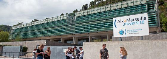 iut Aix Marseille Université de Digne-les-Bains