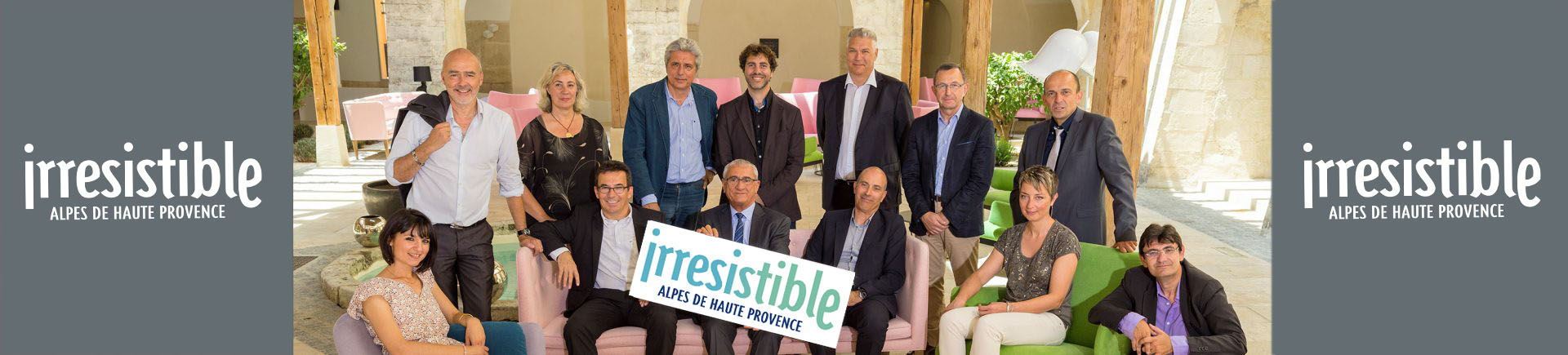 Les supporters des Alpes de Haute Provence