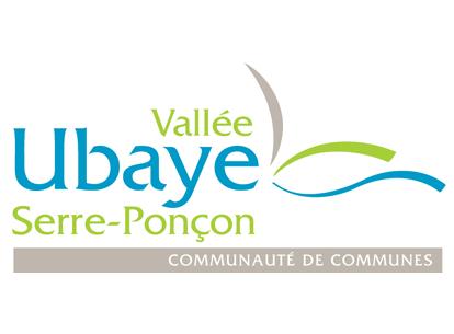 logo CC Vallée Ubaye Serre Ponçon