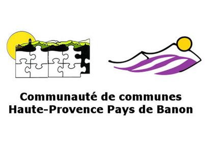 logo CC Haute-Provence Pays de Banon