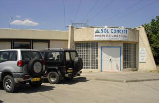 A louer ou à vendre local d'activité zone Blaches Gombert à Château-Arnoux