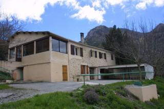 Hôtel du Complexe sportif à Senez