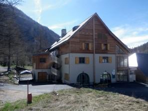 Vente aux enchères d'un refuge-hôtel de montagne dans le Mercantour
