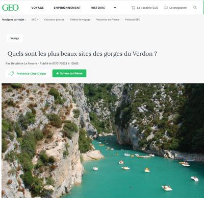 Geo Le Verdon
