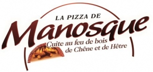 logo Pizza de Manosque