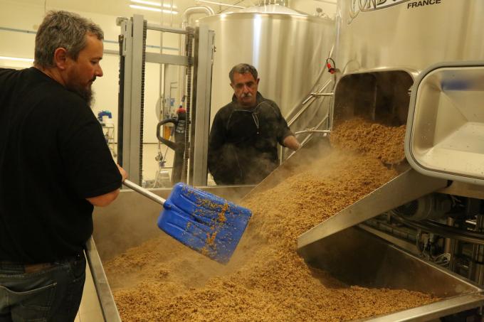 CC-APV Boris POUGNET, Co-Dirigeant de la Brasserie Cordoeil à Thorame-Basse