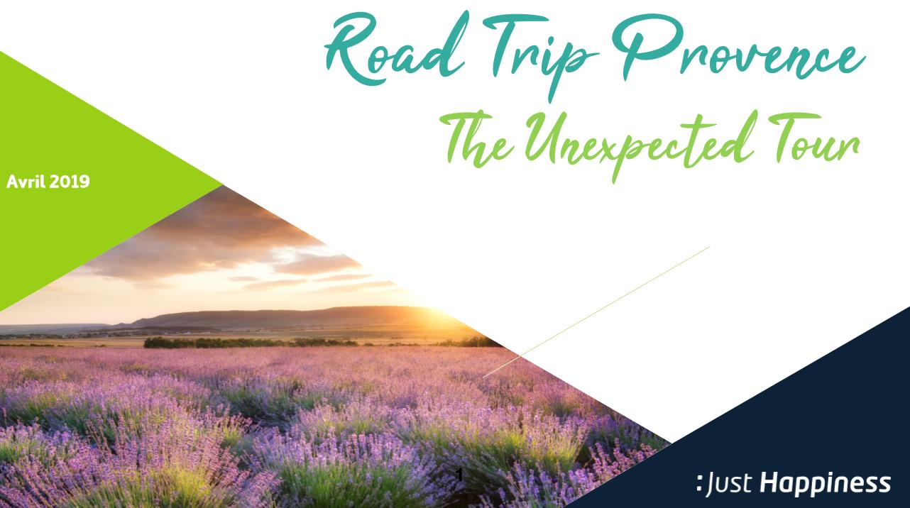 Road Trip Provence