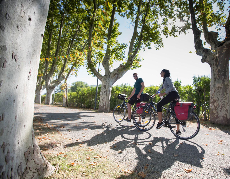 Fahrrad & WanderReisen ©Thierry Seray – CRT Provence-Alpes-Côte d'Azur