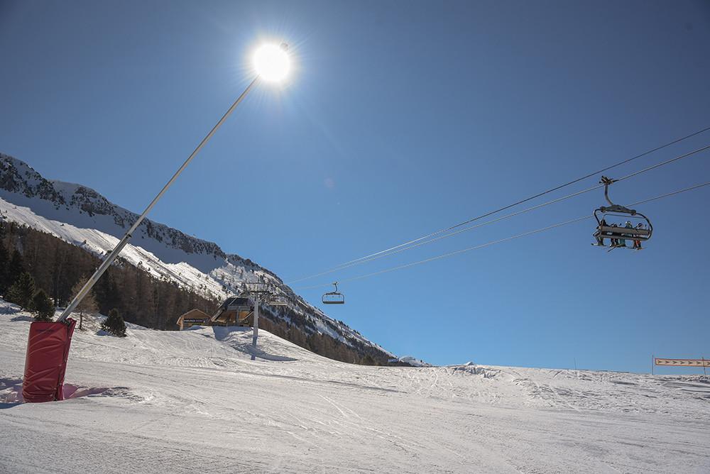 Pré-tour Grand Ski 2020 Station de ski de Montclar ©AD04/Manu Molle