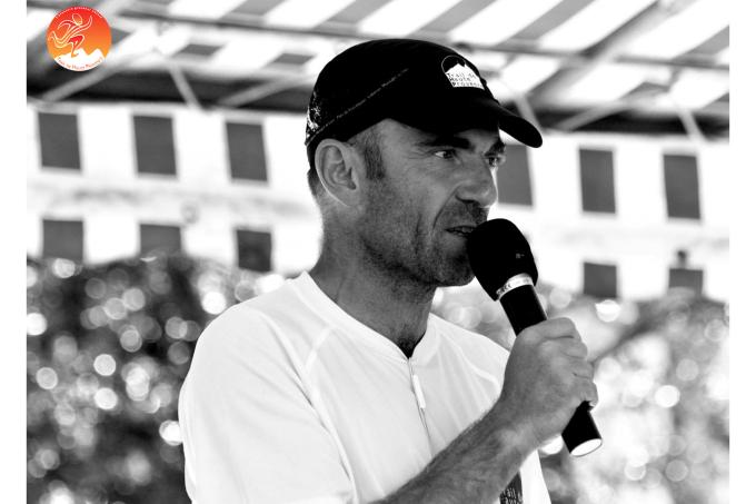 Vincent GUILIANI, Directeur du Trail de Haute Provence, Forcalquier