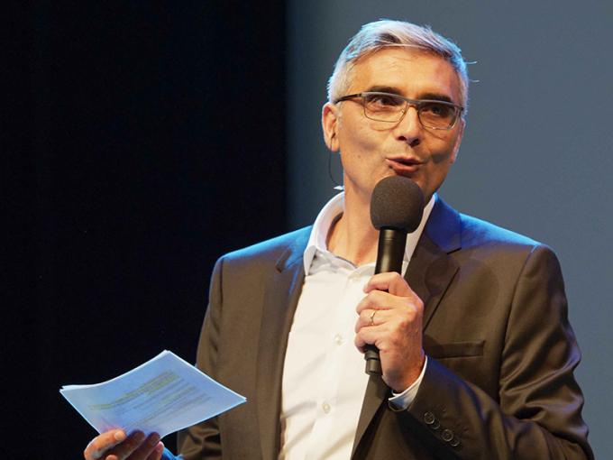 Didier Long, Président de l'Union Des Entreprises des Alpes de Haute Provence