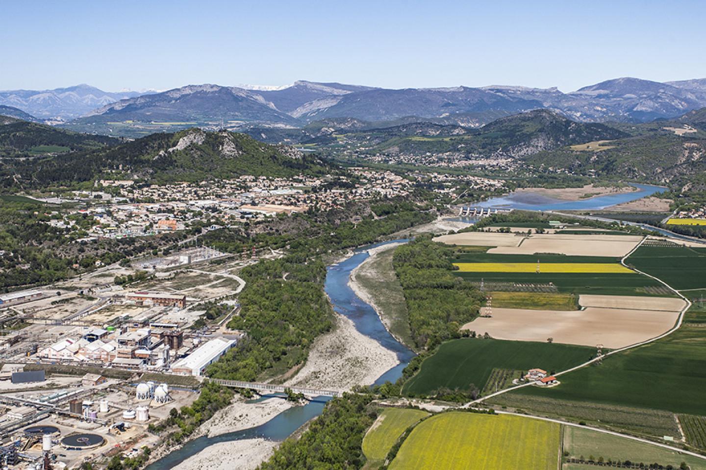 Territoire d'industrie sur le site d'Arkema ©Thibaut VERGOZ