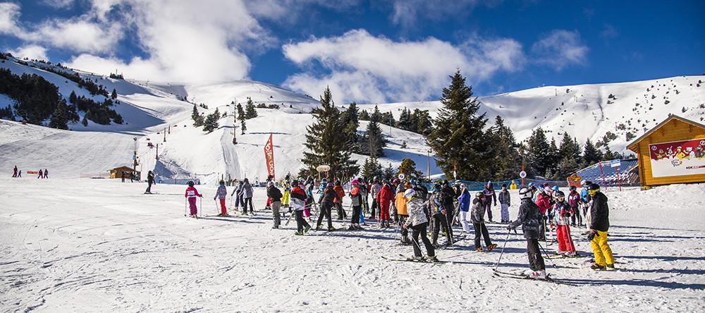 station de ski de Chabanon