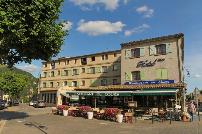 Hôtel restaurant Le Cours, Sisteron