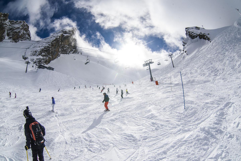 ski Val d'Allos ©AD04 / Manu Molle