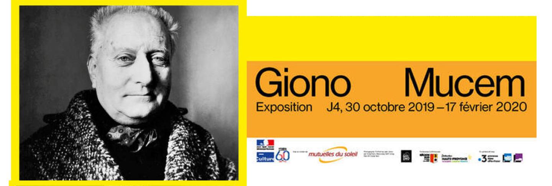Exposition Giono au Mucem