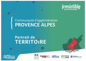 Portrait de territoire de la Provence Alpes Agglomération