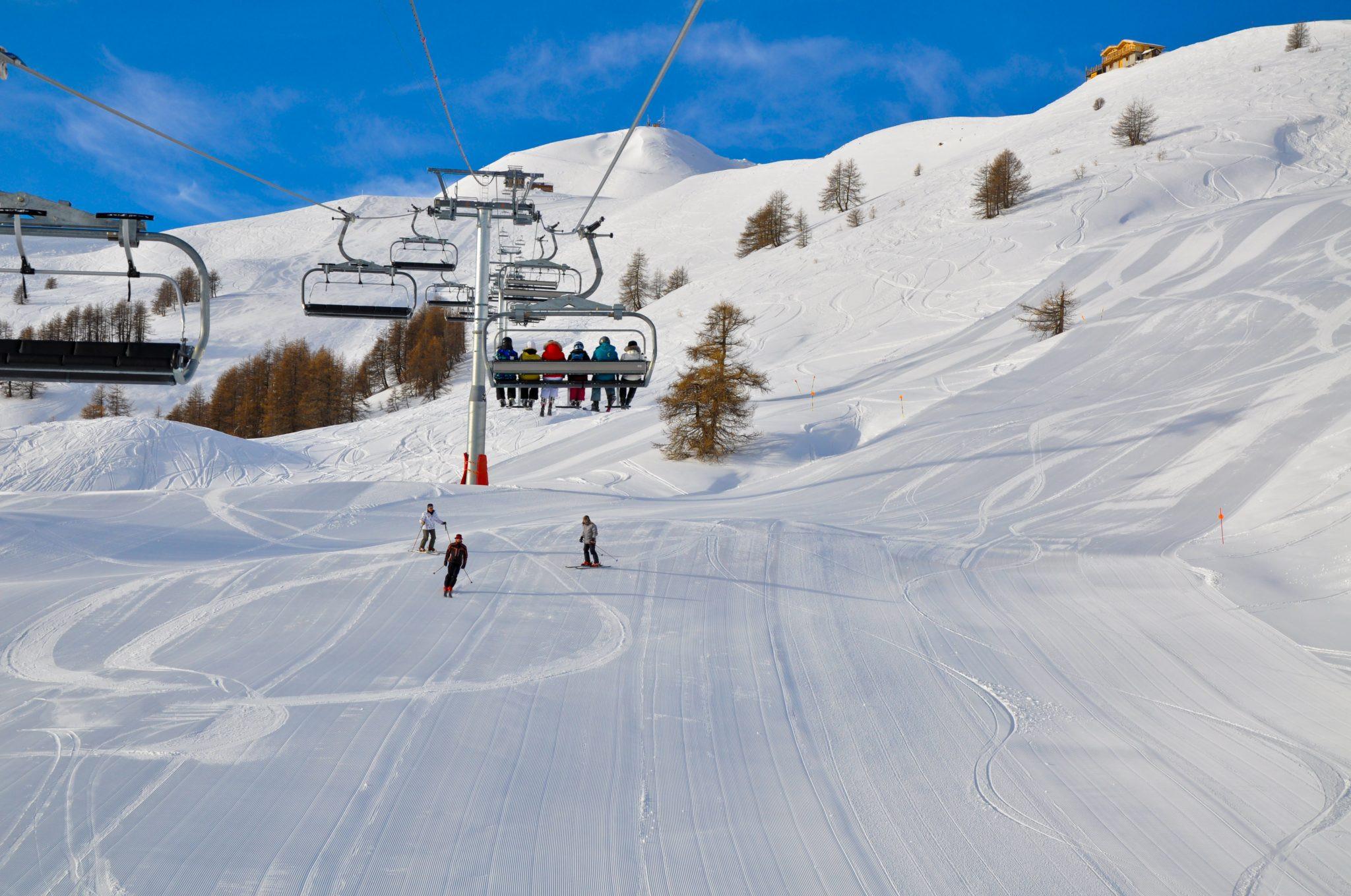 Campagne de communication TV sur les stations et domaines skiables