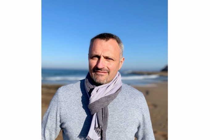 Julien Decard Directeur de la société Integral à Barcelonnette