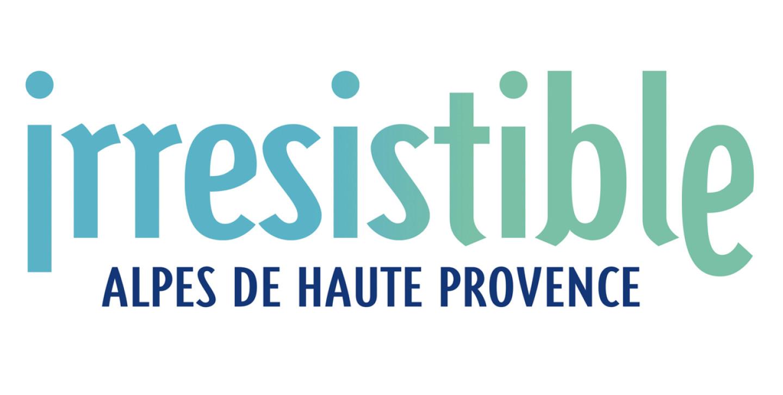 Logo Irresistible Alpes de Haute Provence