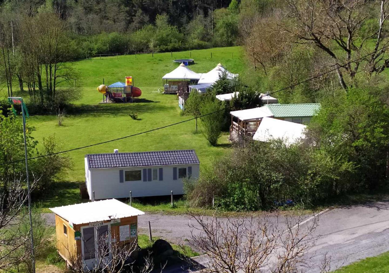 Reprise du Camping de l'Amandier à Gigors