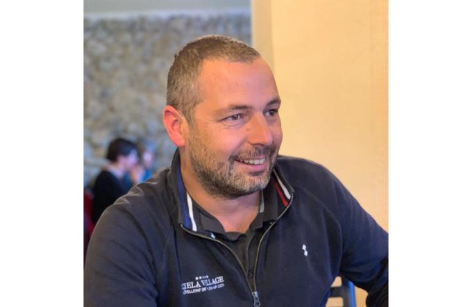 David LUCCHESI, Directeur des Campings Ciela Village, Terra Verdon et La Farigoulette