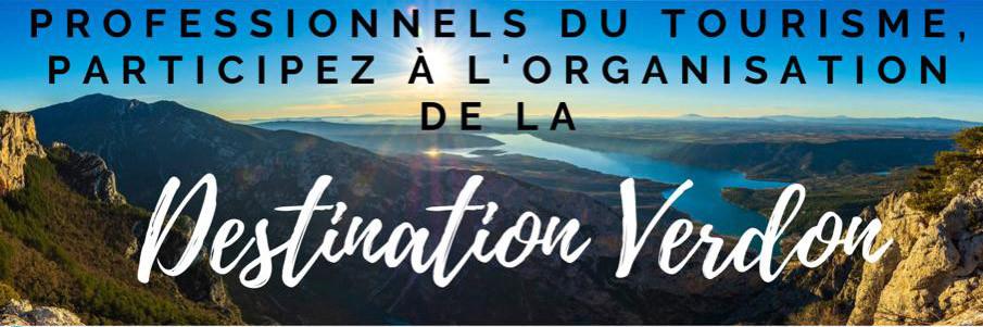 enquête destination Verdon