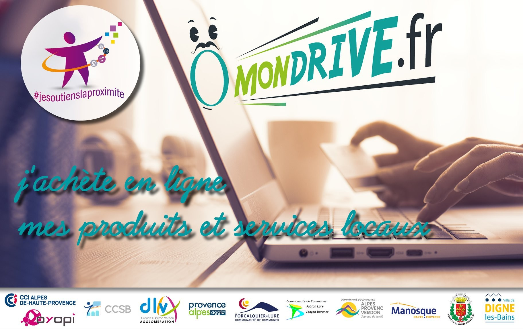 OMonDrive le click and collect local