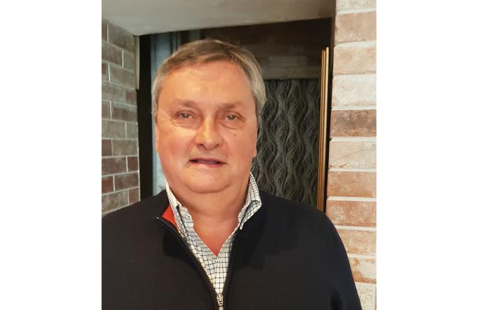 Thierry SOUÊTRE, Président de l'UMIH 04