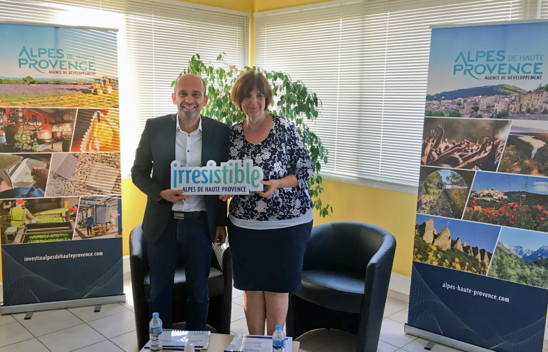 Campagne de marketing territorial « Irresistible Alpes de Haute Provence »